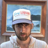 Surf Liquor Trucker Hats