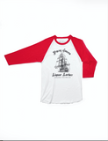 Davy Jones Liquor Locker Baseball Tee