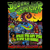 2017 Desert Generator Black Light Poster