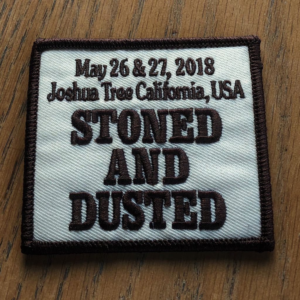 Stoned and Dusted Patch