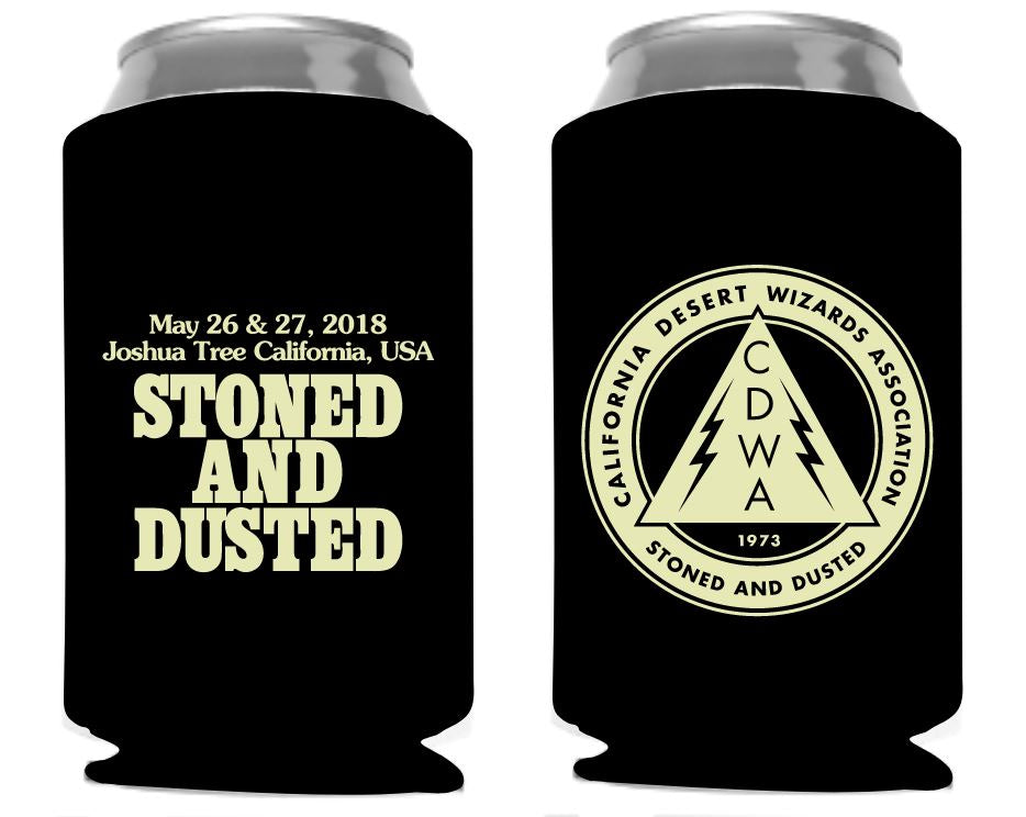 CDWA / Stoned and Dusted Koozie