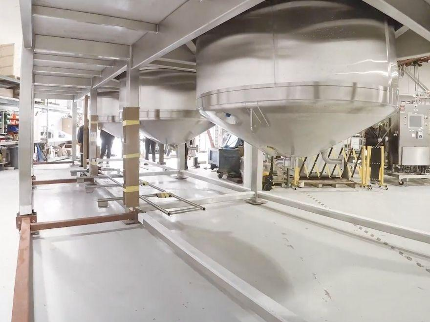 Customer Time Lapse: Moving and Transporting an Enormous Pharmaceutical Skid