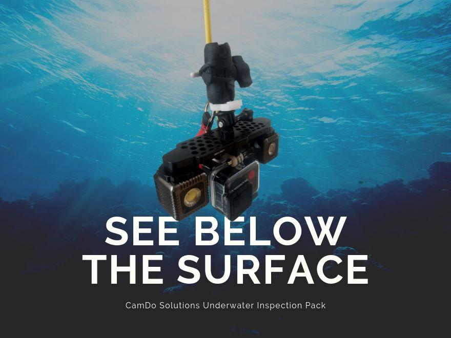 Get Enormous Time and Money Savings with the Underwater WiFi Inspection Pack
