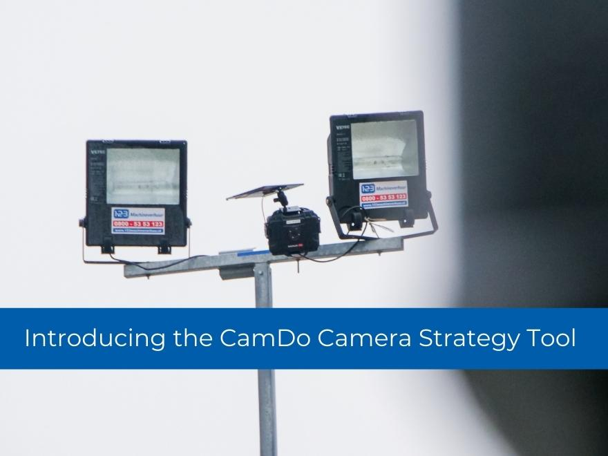 Streamline Your Project Planning with our New Camera Strategy Tool