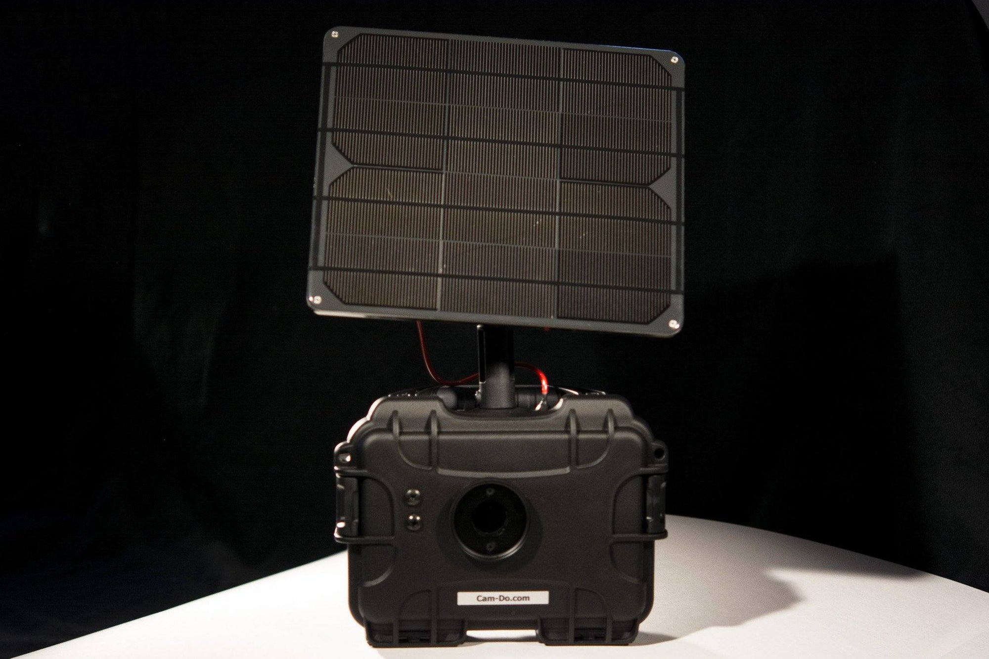 CamDo Solar Power System Now Compatible with Hero4