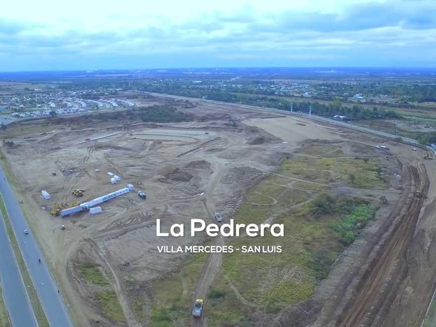 Customer Footage Highlight: La Pedrera Construction Time Lapse
