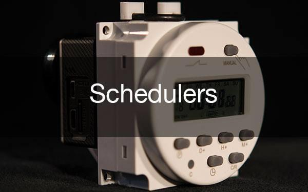 Time Lapse Schedulers