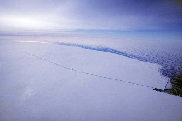 McMurdo Ice Shelf Antarctica