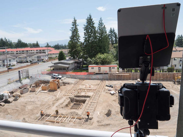 Sev Photography - CamDo Construction Timelapse