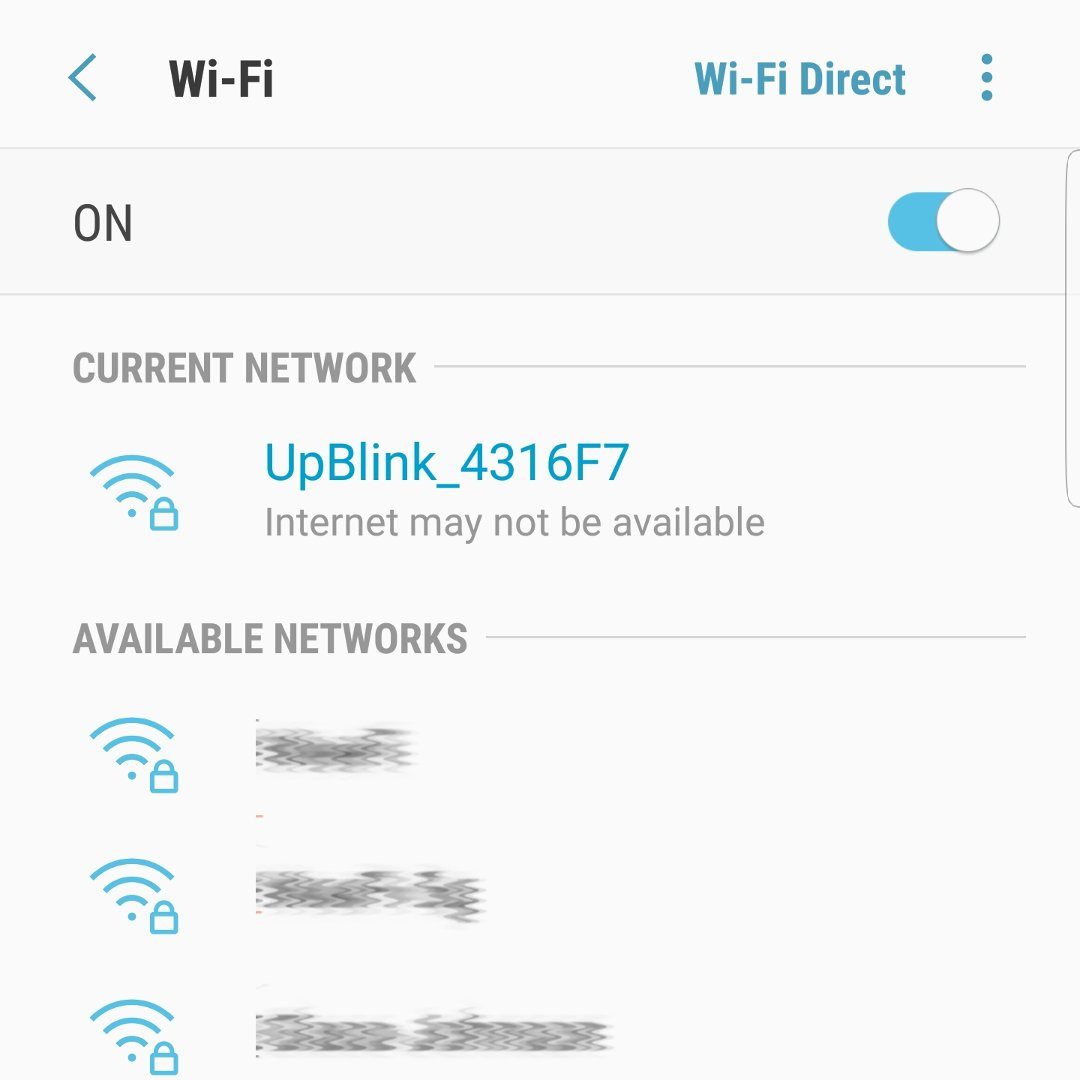 UpBlink_Search_WiFi