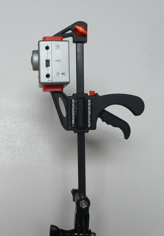 GoPro Clamp