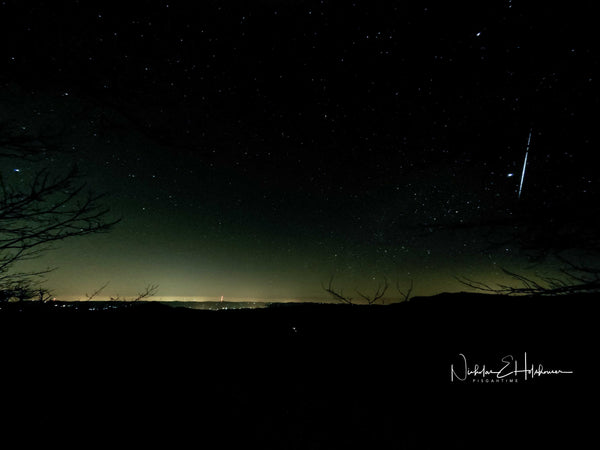 Astro-Photography Captured with Blink Time Lapse Controller