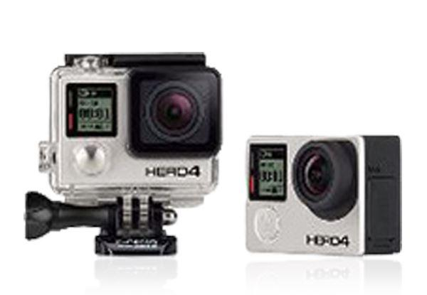GoPro HERO4 Black Camera CamDo Solutions