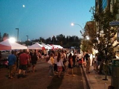 Inglewood Night Market August 11, 2017