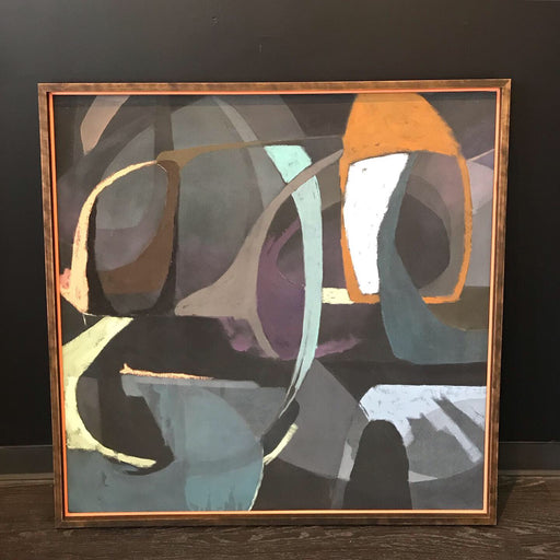 Original Abstract Painting: Fame