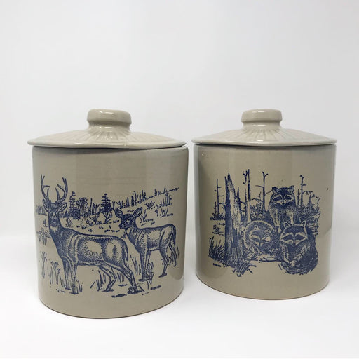 Vintage Ceramic Canisters