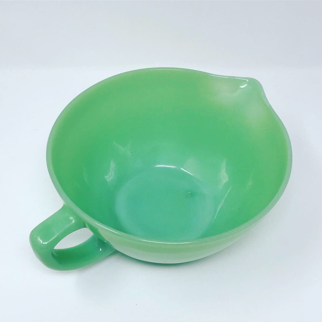 Fire King Jadeite Batter Bowl