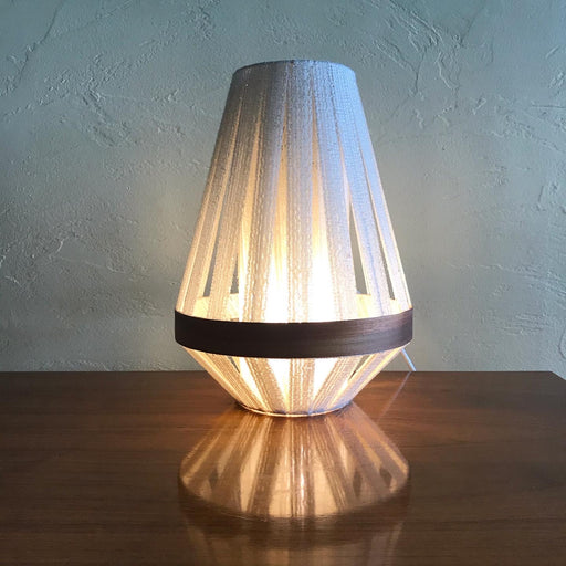 String + Teak Swag Lamp *on hold*