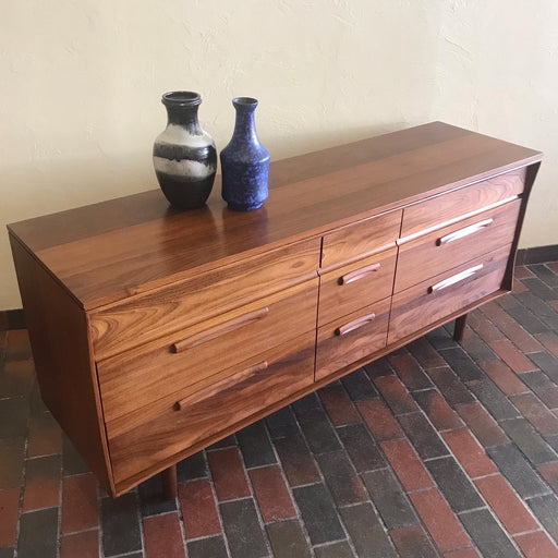 Sold • Jan Kuypers Solid Teak Dresser