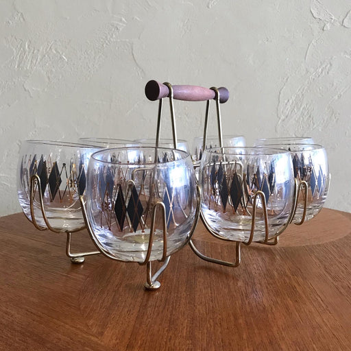 Midcentury Cocktail Glasses