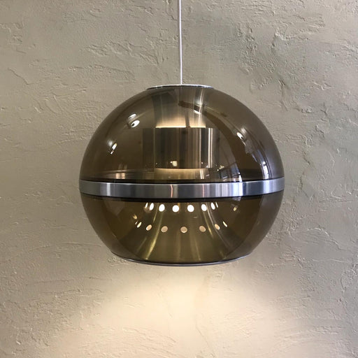 SOLD • Dijkstra Space Age Swag Lamp