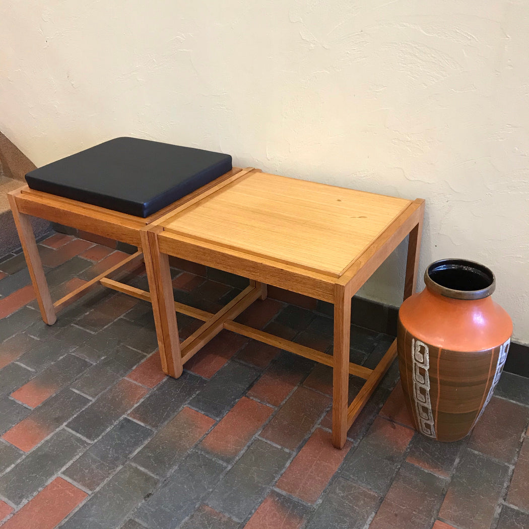 Erik Buch Reversible Tables