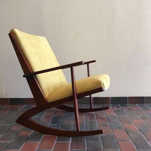 Midcentury Atomic Rocker