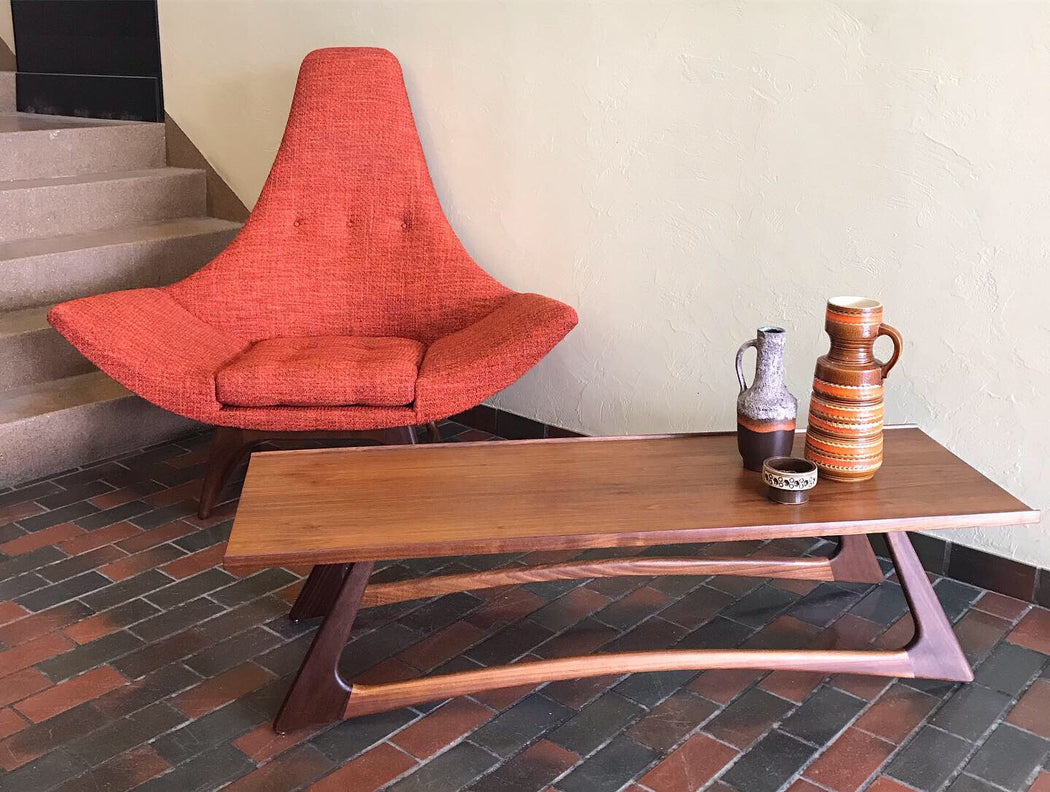 Sold • Midcentury Atomic Coffee Table