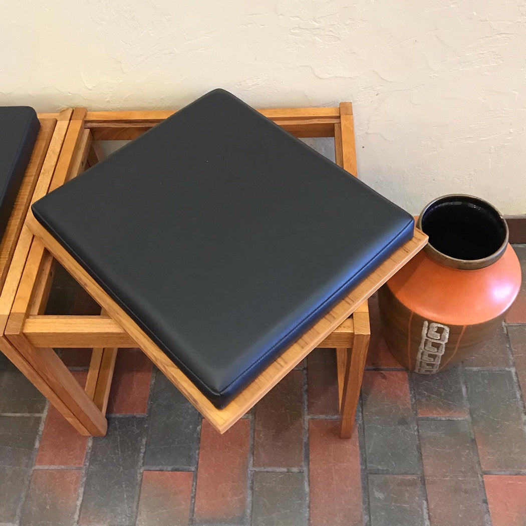 SOLD • Erik Buch Reversible Tables