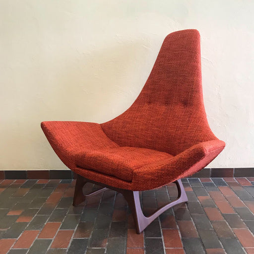 Midcentury Atomic Chair