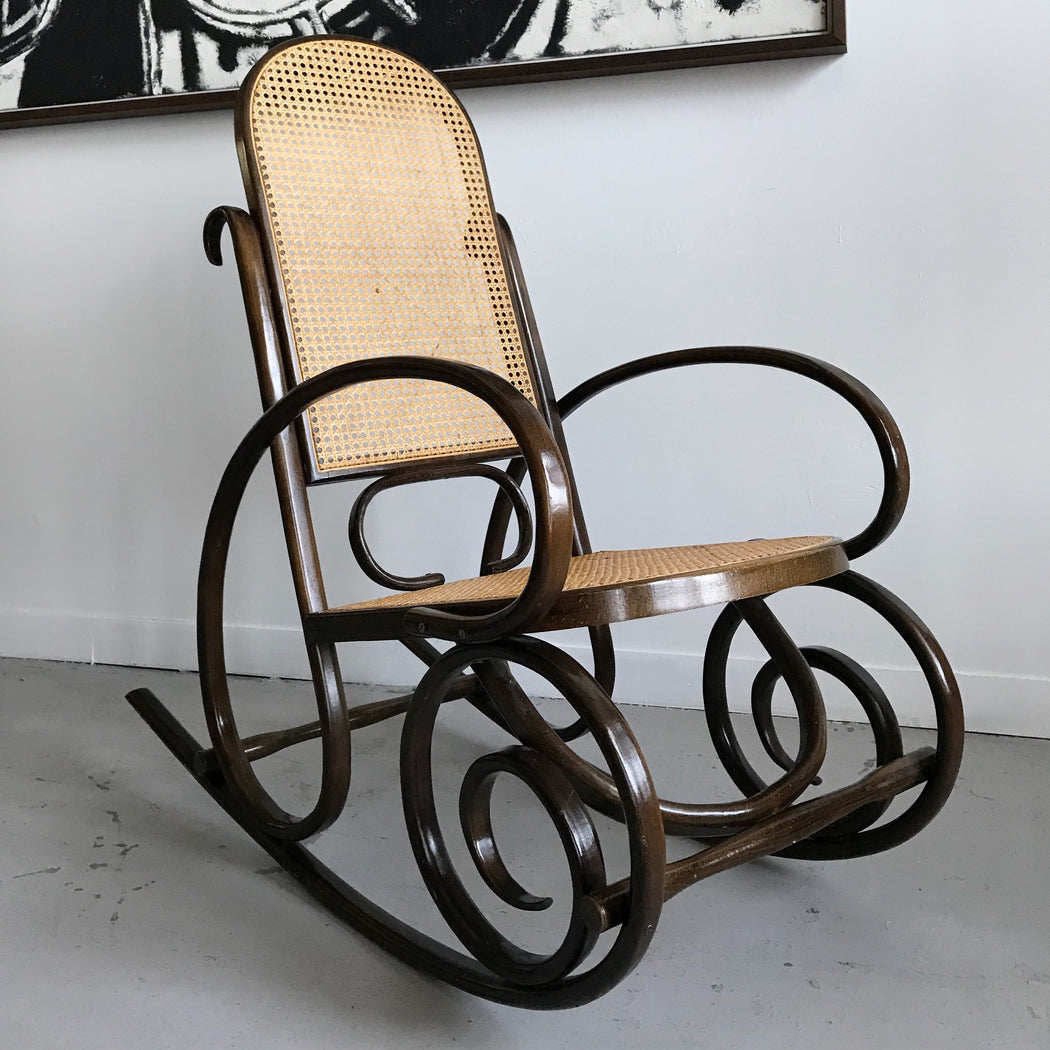 fresh resin manly wicker rocking l chair willow bay fing