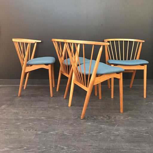 George Tanier Selection Sibast Mobler Chairs