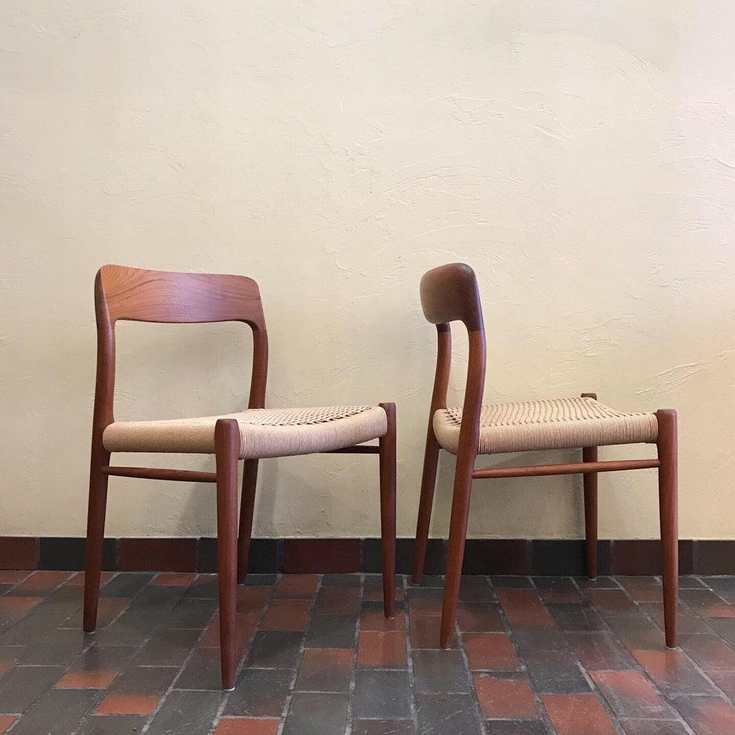 Niels O. Moller Chairs