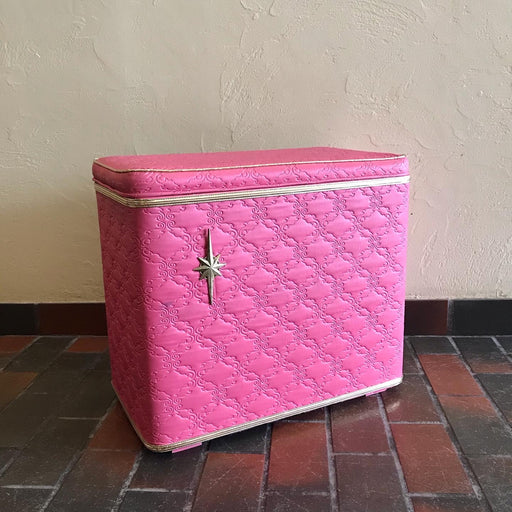 Little Pink Clothes Hamper
