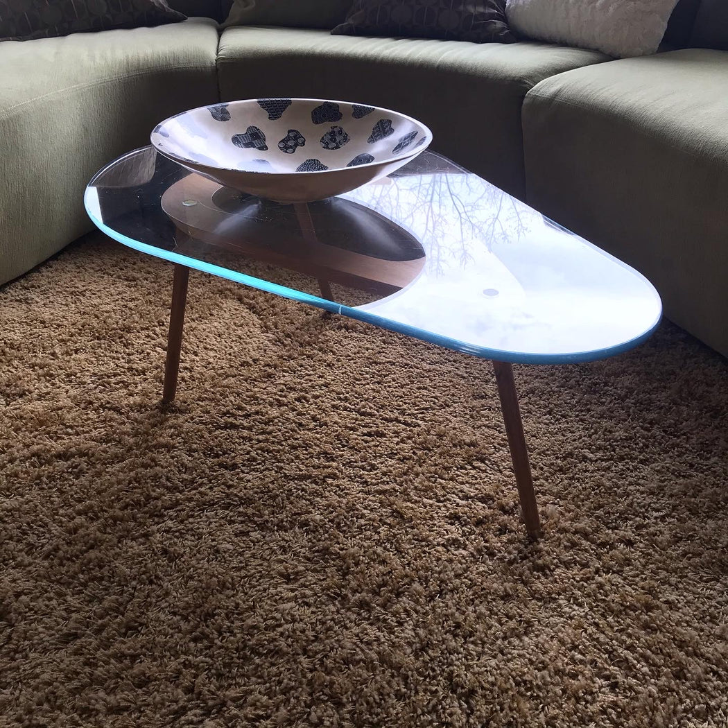 Custom Made Atomic Coffee Table