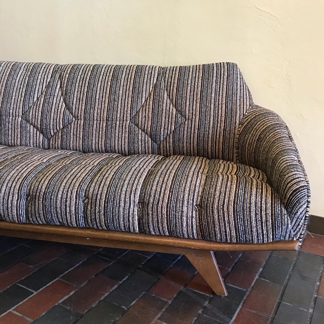 Sold • Atomic Sofa + Chair