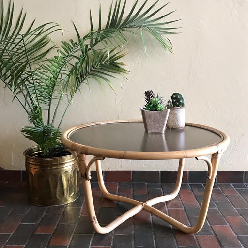 Boho Bamboo Table