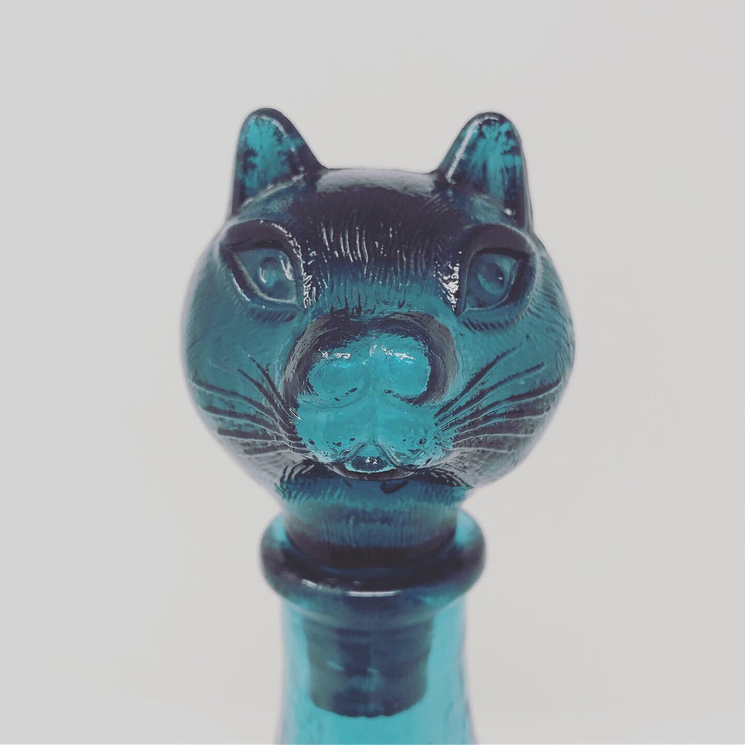 Cat Decanter