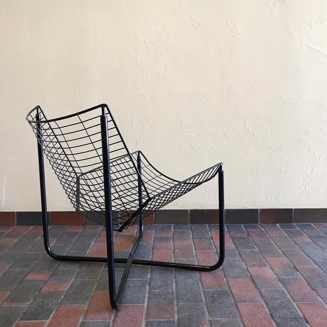 Jarpen Wire Chair by Niels Gammelgaard