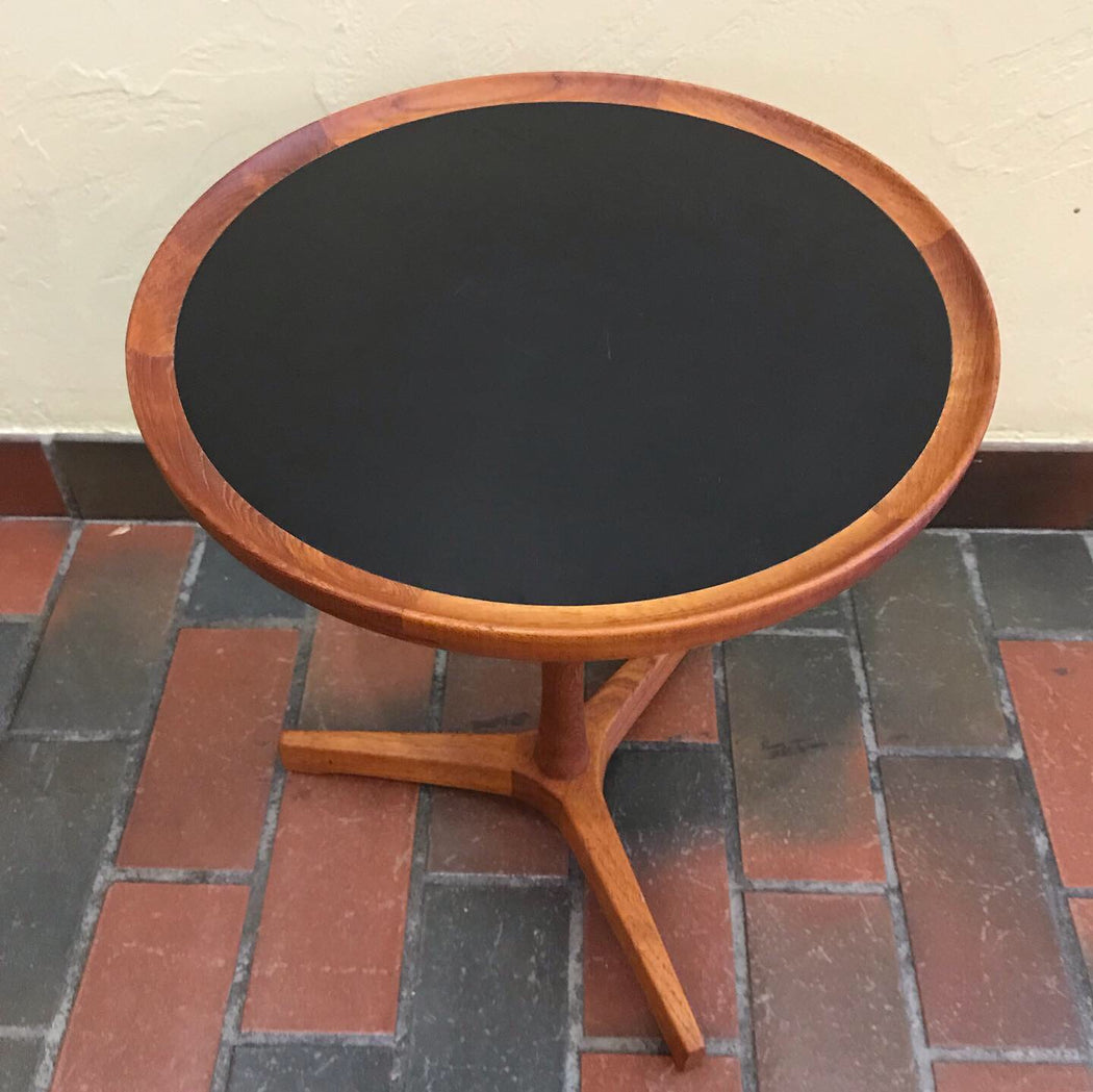 Hans C. Andersen Teak Side Table