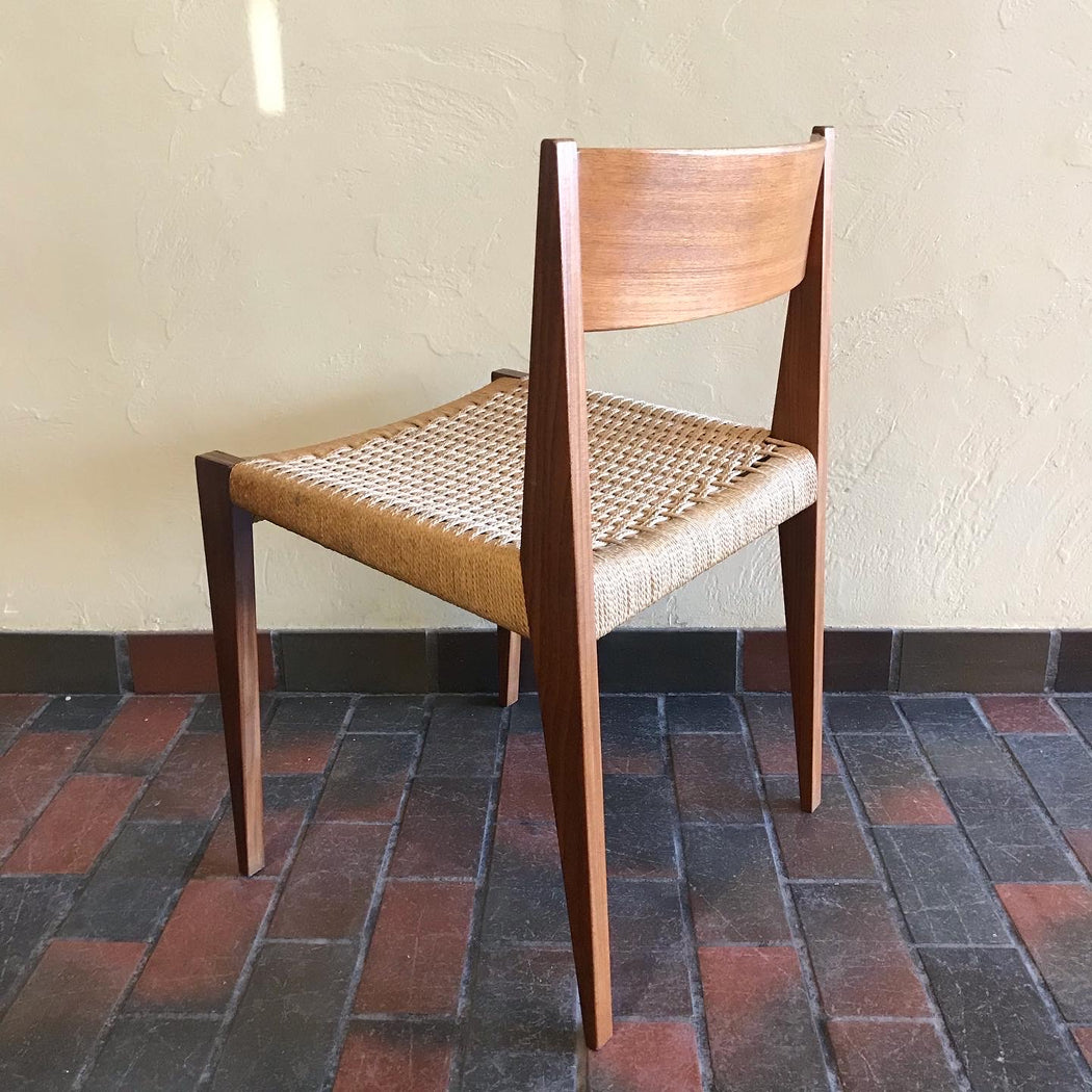 Poul Cadovius Pia Chairs