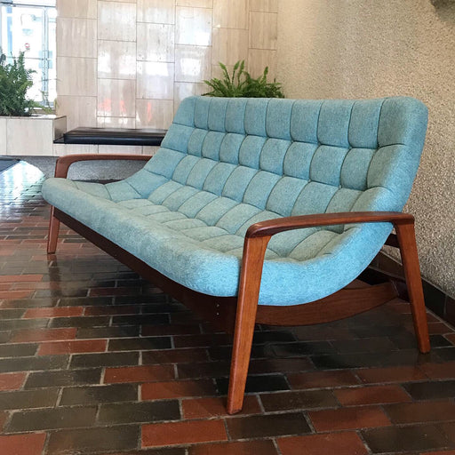 R. Huber Scoop Sofa