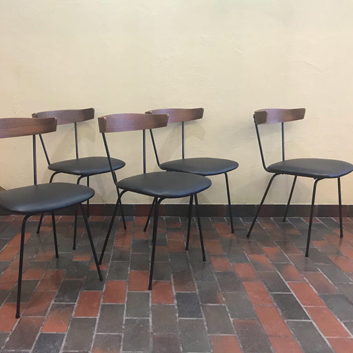 Clifford Pascoe Iron + Bentwood Chairs