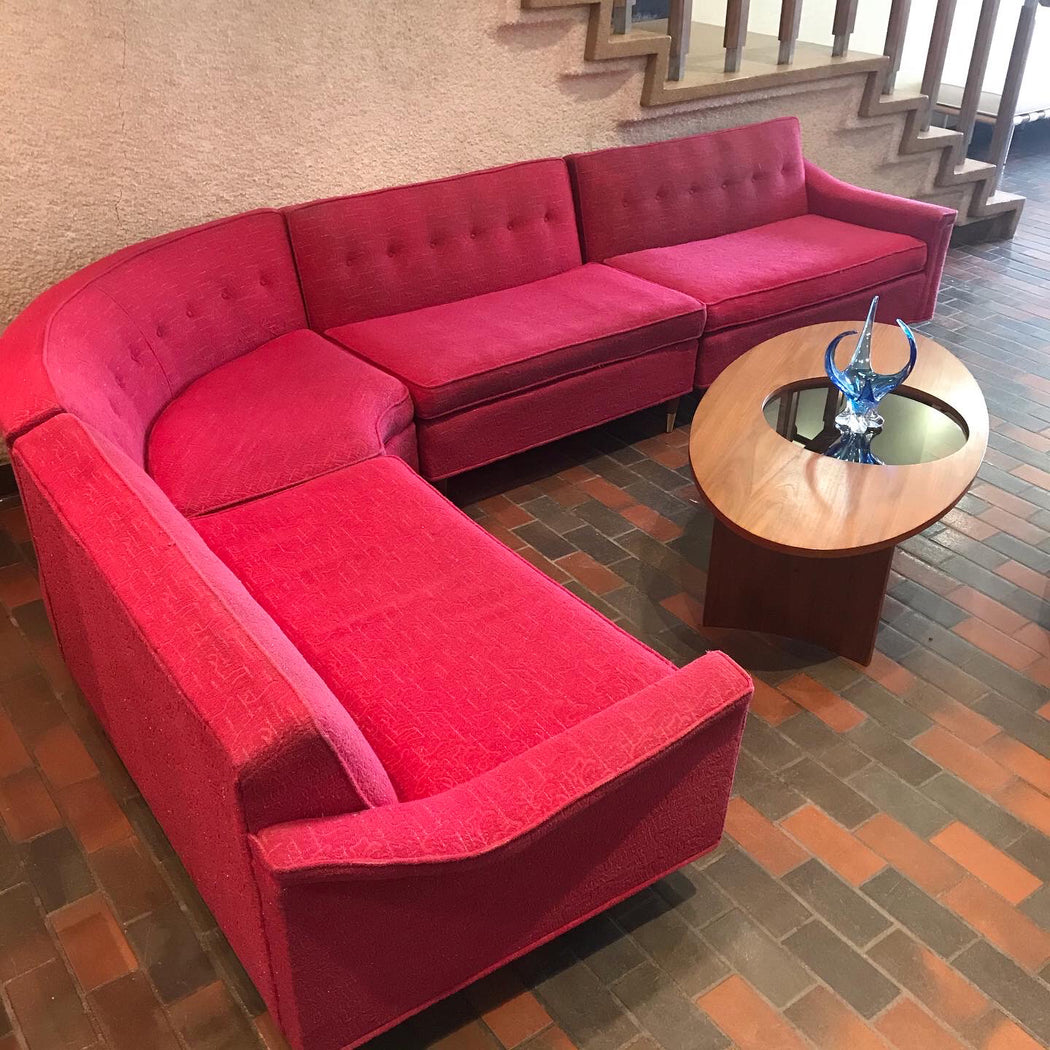 1950s Kroehler Sectional Sofa *on hold*