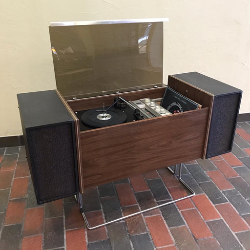 Sold • Vintage Radio Record Player