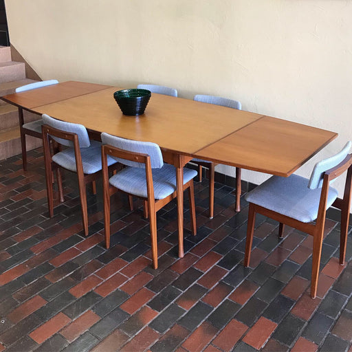 RS Associates Teak Dining Table