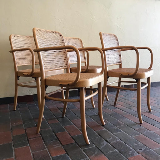 Vintage Bentwood + Cane Chairs *on hold*