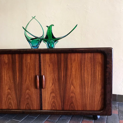 SOLD • Rosewood Credenza