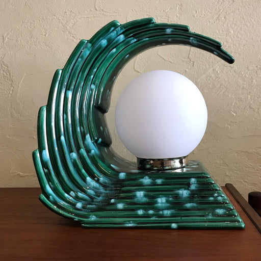 Fabulous 80s Deco Lamps