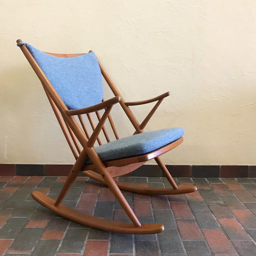 Bramin Danish Teak Rocking Chair *on hold*